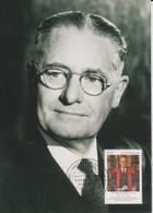 Australia 2012 Nobel Prize Winners.Sir Howard Walter Florey, Maximum Card - Maximum Cards