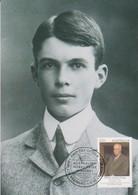 Australia 2012 Nobel Prize Winners.Wliiam Lawrence Bragg, Maximum Card - Maximum Cards