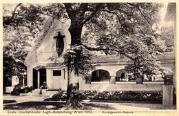 AUSTRIA / WIEN - 1910 : ERSTE INTERNATIONALE JAGD AUSSTELLUNG / EXPOSITION De CHASSE / HUNTING EXHIBITION (aa616) - Caccia