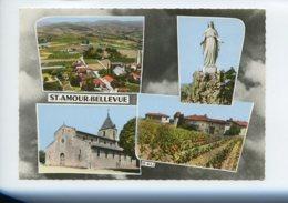 A Saisir - Multivues - St AMour Bellevue - 71 - Ecrite En 1976 - Voir Photos - France