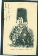 BISKRA - Femme Des Ouled-Nail - TBE Précurseur - Femmes
