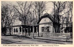AUSTRIA / WIEN - 1910 : ERSTE INTERNATIONALE JAGD AUSSTELLUNG / EXPOSITION De CHASSE / HUNTING EXHIBITION (aa617) - Caccia