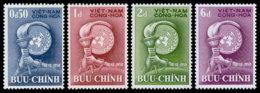 Vietnam, South, 1958, Human Rights Declaration, United Nations, MNH, Michel 168-171 - Viêt-Nam