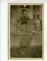 A Saisir - Photograpie Ancienne  - Facade De Maison  - Voir Photos - Photos