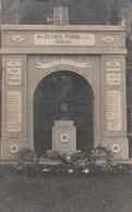 Aiseau - Monument Aux Valeureux Français Tombés 1914-1918 - Carte Photo - Rare - Aiseau-Presles