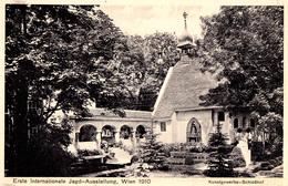 AUSTRIA / WIEN - 1910 : ERSTE INTERNATIONALE JAGD AUSSTELLUNG / EXPOSITION De CHASSE / HUNTING EXHIBITION (aa619) - Caccia