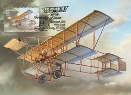 Australia 2014 Centenary Of Military Aviation ,, Maximum Card - Maximum Cards