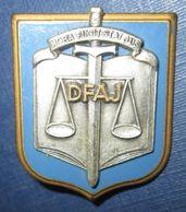 Direction De La Fonction Militaire Et Affaires Juridiques - Armée De Terre