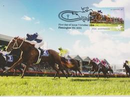 Australia 2014 Equestrian Events,Morphettville, Maximum Card - Maximum Cards