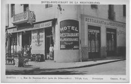 "(CORSE) BASTIA ""HOTEL DE LA MEDITERRANEE"" - Bastia"