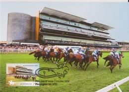 Australia 2014 Equestrian Events,Royal Randwick, Maximum Card - Maximum Cards