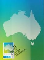 Australia 2014 Special Occasions.Australia Blue, Maximum Card - Maximum Cards