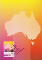 Australia 2014 Special Occasions.Australia Red, Maximum Card - Maximum Cards