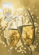 Australia 2014 Special Occasions.Champagne Flutes, Maximum Card - Maximum Cards