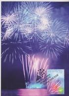 Australia 2014 Special Occasions.Fireworks, Maximum Card - Maximum Cards