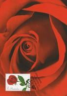 Australia 2014 Special Occasions.Rose, Maximum Card, - Maximum Cards
