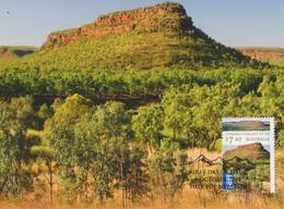 Australia 2014 Wilderness,Newcastle Range, Maximum Card - Maximum Cards