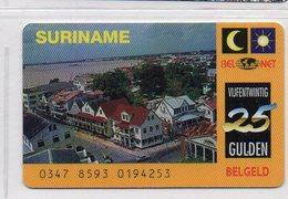 BELNET 25GLD - Surinam