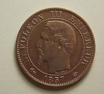 France 5 Centimes 1857 A - France
