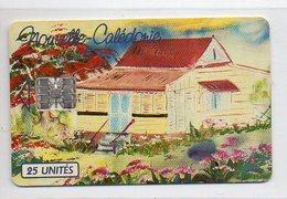 25 UNITES - Nouvelle-Calédonie