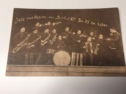 CP Jazz Des Loisirs Du Soldat Du 29 ème De Ligne - Militaria