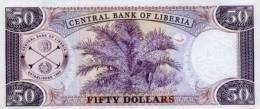 LIBERIA P. 29e 50 D 2011 UNC - Liberia