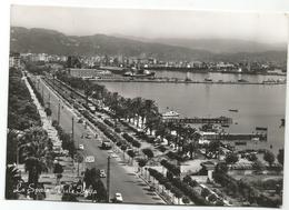 W1413 La Spezia - Viale Italia - Barche Boats Bateaux - Panorama / Viaggiata 1959 - La Spezia