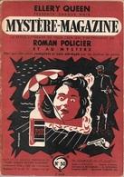 Mystère Magazine N° 50, Mars 1952 (BE+) - Opta - Ellery Queen Magazine