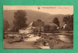 Belgique Luxembourg Environs De Martelange Le Moulin De Bigonville - Belgique