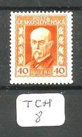 TCH YT 192 En X - Czechoslovakia