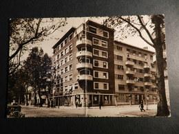19888) ISTRIA POSSEDIMENTO ITALIANO ORA CROAZIA FIUME VIALE DELLE CAMICIE NERE E VIALE VITTORIO VIAGGIATA 1943 - Italien