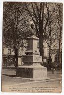 CHATEAU DU LOIR -- Monument --Henri Lemonnier Sénateur Maire De Chateau Du Loir-Proscrit De 1852 à 1858 - Chateau Du Loir