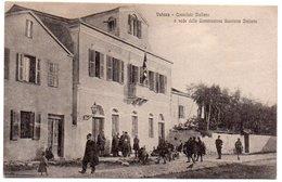 ALBANIE/ALBANIA - VALONA CONSOLATO ITALIANO E SEDE DELLA COMMISSIONE SANITARIA ITALIANA - Albania