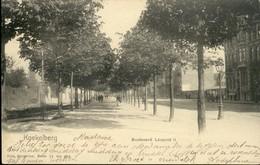 KOEKELBERG : Bd Léopold II - Koekelberg