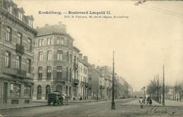KOEKELBERG :  Bd Léopold II  Marchand De Bières Ou D'eau De Source ? - Koekelberg