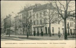 KOEKELBERG :  Avenue De La Liberté - Vrijheidslaan   // Hôtel-Café DU PARC - Koekelberg