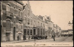 KOEKELBERG :  Rue Deneck   /  BIscuiterie VICTORIA - Koekelberg