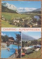 Camping Alpenfrieden, Eigenhofen - Zirl, Tirol, Österreich  Nv A2 - Austria