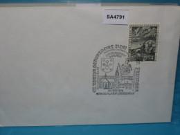 SA4791 350.Gt. Stefan Fadinger, Bauernkrieg, 4084 St. Agatha AT 15.5.1976 - Poststempel - Freistempel