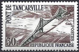 France 1959 - Mi 1260 - YT 1215 ( Bridge Of Tancarville ) MNH** - Ungebraucht