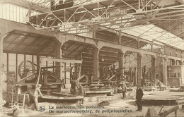 SOIGNIES - CARRIERES DU HAINAUT - LA MARBRERIE, LES POLISSOIRS (ref 5288) - Soignies