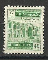IRAQ -- 1963 NG - Irak