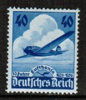 GERMANY  Scott # 469* VF MINT LH (Stamp Scan # 459) - Germany