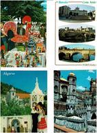 PORTUGAL / Lot 700 C.P.M. écrites - Postcards