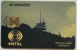 R/E Cerro Caracol  Concepcion 60 Units - Chili