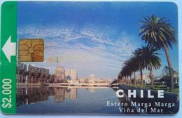 Estero Marga Marga $2,000 - Chili