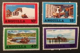 ANGUILLA - MNH** - 1969 - # 49/52 - Anguilla (1968-...)