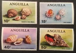ANGUILLA - MNH** - 1969 - # 74/79 - Anguilla (1968-...)