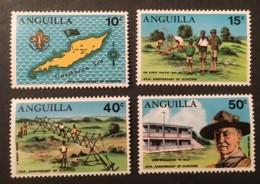 ANGUILLA - MNH** - 1970 - # 95/98 - Anguilla (1968-...)