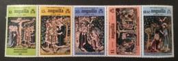 ANGUILLA - MNH** - 1976 - # 254/258 - Anguilla (1968-...)